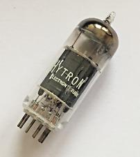 Hytron 12BZ7 Black Plate Ring Getter Valve/Tube (V27)