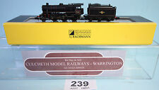GRAHAM FARISH N' 372-651 BR BLACK STANDARD CLASS 4MT STEAM LOCO BOXED DCC FITTED