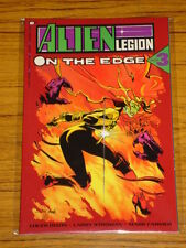 ALIEN LEGION ON THE EDGE BOOK 3 OF 3 EPIC COM DIXON GN 0871357089