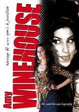 DVD:REVVING@4500RPMS & JUSTIFIED - WINEHOUSE AMY - NEW Region 2 UK
