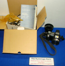 SONY CYBERSHOT DSC -H5 7.2 DIGITAL CAMERA -- AS IS --- with box & more