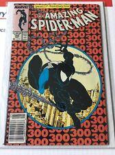Amazing Spider-Man #300 VF/NM 9.0-9.2 1st App Venom Newsstand McFarlane 1988