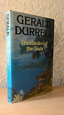 The Garden of the Gods, Gerald Durrell, Collins, London, 1978 [First Edition]