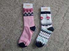 Gymboree Girls Ice Dancer Ankle Socks Set (2 Pair) – Shoe Size 12 - 3 (M) – NWT!