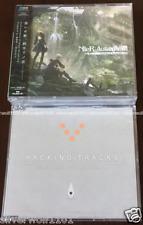 New NieR:Automata Original Soundtrack Limited Edition [3 CD+Bonus CD] Japan F/S