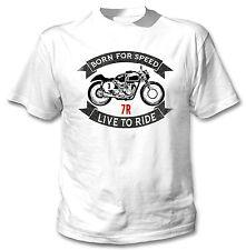 AJS 7R-NOUVEAU Amazing Graphic T-Shirt S-M-L-XL - XXL
