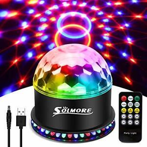 USB Disco Lights Party Stage Lights RGB Disco Ball Light Flashing