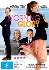 Morning Glory (Rachel McAdams) - DVD (Region 4) - BRAND NEW & SEALED - Freepost