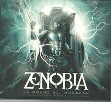 la noche del huracan 2 cd set live in madrid ZENOBIA (WARCRY,SARATOGA,MAGO DE OZ