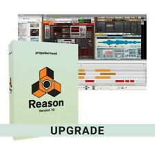 Propellerhead Reason 10 Music Production Software Full Licence Transfer