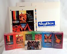 "Star Trek ""The Cinema Collection Trading Cards"" Master Set, Skybox '94 unopened"