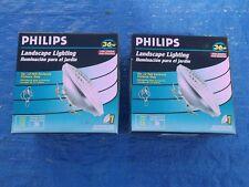 ((2)) Philips Landscape Lighting ~ 36-Watt 12-Volt ~  PAR36 ~ NIP
