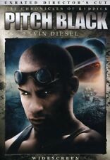 Pitch Black (DVD, 2004, Unrated, Directors Cut, Widescreen Edition)