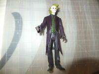 "2008 The Dark Knight - THE JOKER - 5"" Action Figure Batman Villain DC Comics"