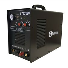 PLASMA CUTTER 50A PILOT ARC SIMADRE 3IN1 200A TIG ARC MMA WELDER 520DP 2018