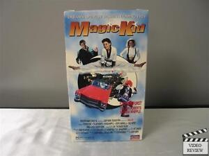 Magic Kid (VHS, 1994) Stephen Furst Ted Jan Roberts Shonda Whipple