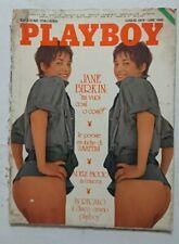 PLAYBOY ITALIA 7 LUGLIO 1976 JANE BIRKIN ADELE FACCIO ZAVATTINI