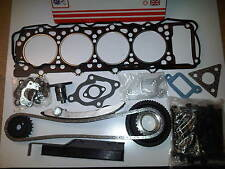 MITSUBISHI SHOGUN 2.8 TD DIESEL 4M40T TIMING CHAIN KIT & HEAD GASKET SET & BOLTS