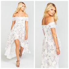 NWT Show Me Your Mumu Willa Everlasting Floral High Low Feminine Dress XS