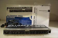 mischpult behringer Ultrafex Pro EX3200