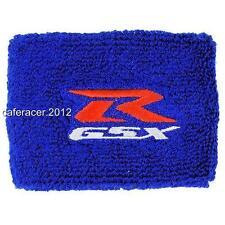SUZUKI GSXR reservoir Socks Liquide De Frein Réservoir d'huile cup cover 600 750 1000 Bleu