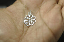 New Celtic Infinity Irish endless Knot 925 Sterling Silver Pendant Charm Jewelry