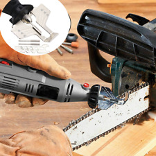 Practical Electric Chainsaw Sharpening Chain Saw File Grinder Rotary Kit