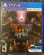 Tetris Effect (PlayStation 4, 2018) PS4 - PS5 Compatible