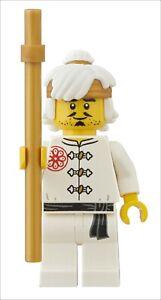 LEGO Ninjago: Teen Wu in Kimono Robes White Training GI - Exclusive Minifig
