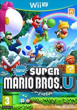 New Super Mario Bros U WIIU - totalmente in italiano