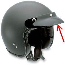 Visera Para Casco Jet Universal 3 ENGANCHES Helmet visor