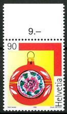 SWITZERLAND - SVIZZERA - 1999 - Natale