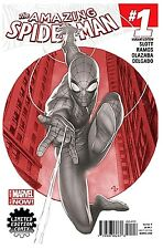 Amazing Spiderman 1 Vol 3 Limited Edition Adi Granov Sketch 1500 Variant