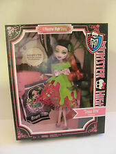 Monster High Snow Bite Dradulaura  Scarily Ever After     **New in Box**
