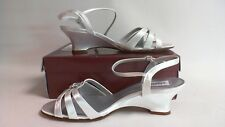 New Dyeables Wedding Shoes - Silver Metallic - Cassie - US 12D UK 10 #1R296