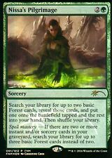 Nissa's Pilgrimage FOIL | NM | FNM Promo | Magic MTG