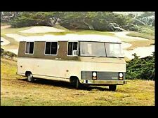 REVCON MOTORHOME OPERATION MANUALs for 1970 1971 1972 1973 1974 1975 RV Service