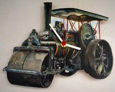 Steam Roller Wall Clock - WT32