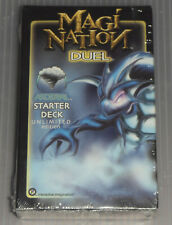 Magi-Nation Brand New Sealed Unlimited Edition Arderial Starter Deck