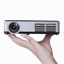 New DLP Native Resolution 1280*800 4K 3D Smart Full HD 1080P WiFi LED Projector