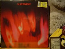 THE CURE Pornography 2xLP/1982 UK/Original LP + 8 Bonus Tracks/NEW/SEALED