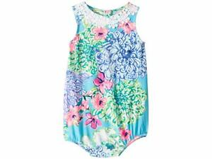 Lilly Pulitzer Infant's Multicolored May Bodysuit 9303 Size 36