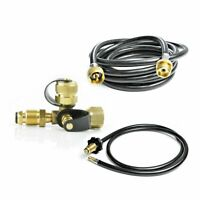 FISHER STYLE B602H PROPANE TANK VALVE 312PSI RELIEF CHASSIS RV MOTORHOME TANK LP