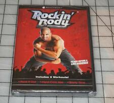 Rockin' Body: Includes 3 Workouts! Fitness Exercise DVD - Brand New SEALED!
