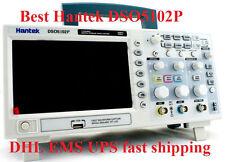 "Hantek DSO5102P Digital Oscilloscope 100MHz 2Channels 1GS/s 7"" TFT USB Lab"
