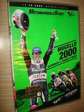 DVD N° 2 MOTOMONDIALE STORY LE 10 GARE INDIMENTICABILI MUGELLO 2000 CAPIROSSI
