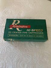 New listing Vintage Remington 30-30 170 Gr Ammo Box Empty