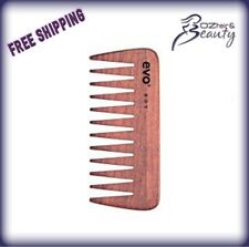 Wooden Hair Wide Toothed Combs