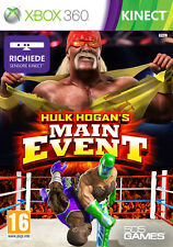 Hulk Hogan's Main Event (Kinect) XBOX 360 IT IMPORT 505 GAMES