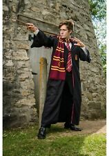 Adult Deluxe Harry Potter Wizard Robes Costume Size Standard (Used)